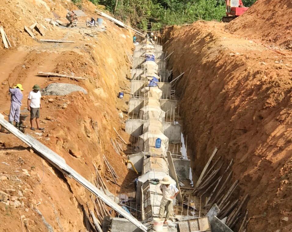 Kể từ ngày 22.7 cho đến hết năm 2026, UBND tỉnh sẽ chịu trách nhiệm ra quyết định chủ trương đầu tư các dự án đầu tư công nhóm C theo sự giao quyền của HĐND tỉnh Quảng Nam. Ảnh: T.D
