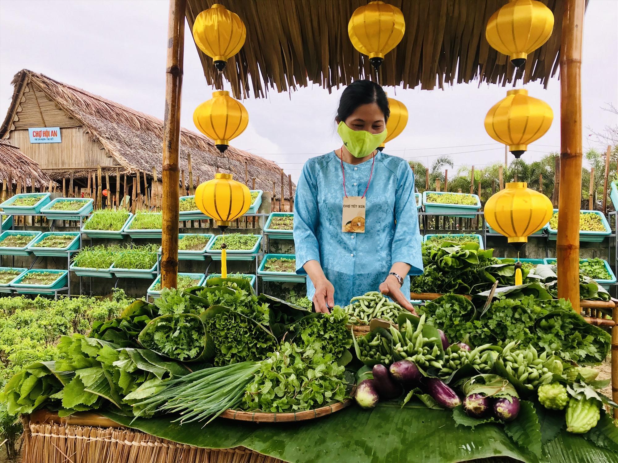 Để khai thác văn hóa ẩm thực địa phương một cách hiệu quả thì phải có nền tảng nông nghiệp, nông sản sạch, đa dạng, bền vững. Ảnh: H.S