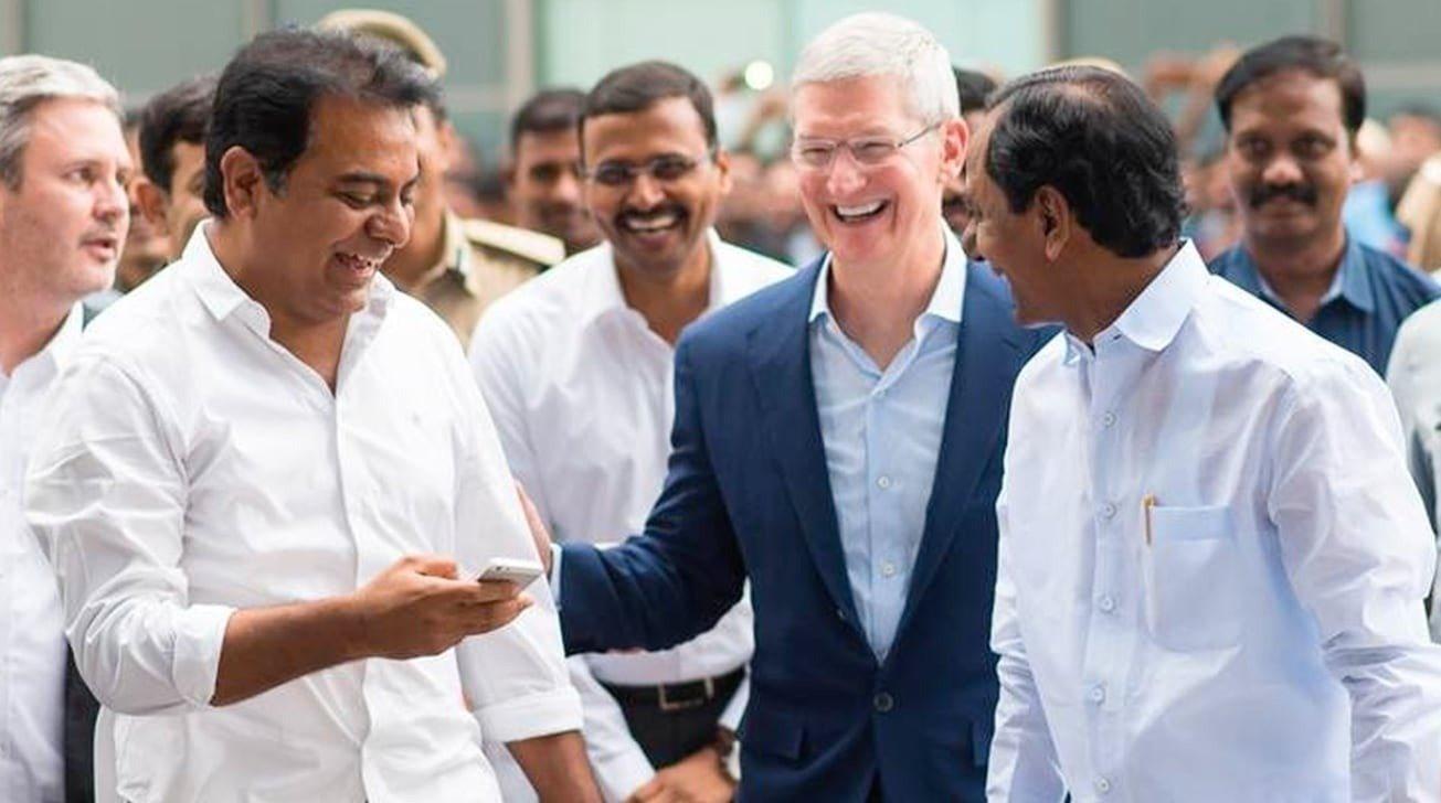 Ấn Độ đã trở thành nhà sản xuất di động lớn thứ hai thế giới sau Trung Quốc. Ảnh: Appleinsider