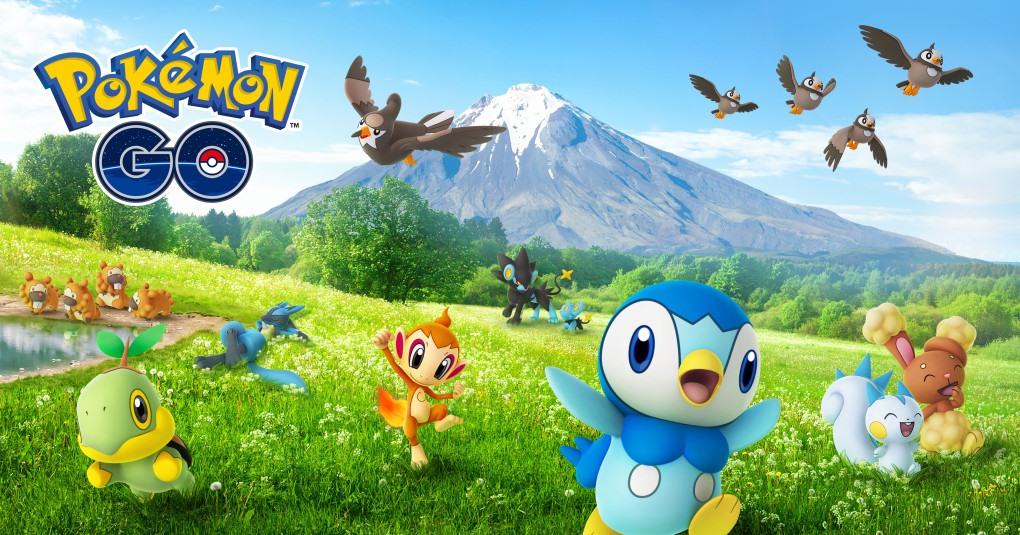 Pokémon GO đã duy trì vị trí dẫn đầu giữa sự cạnh tranh khốc liệt từ các tựa game khác. Ảnh: Niantic