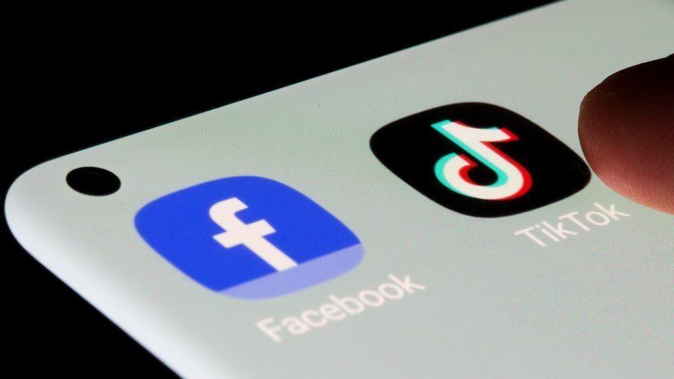 TikTok có khoảng 1 tỷ người dùng trên toàn thế giới, trong đó có hơn 100 triệu tài khoản tại Mỹ. Ảnh: BBC