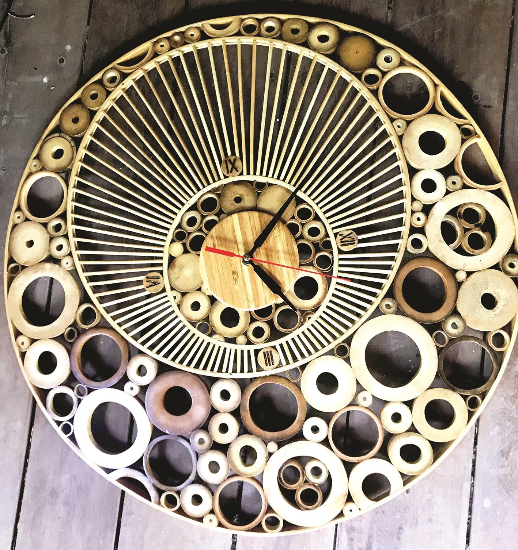Một chiếc đồng hồ cao cấp chuẩn bị giao cho khách.