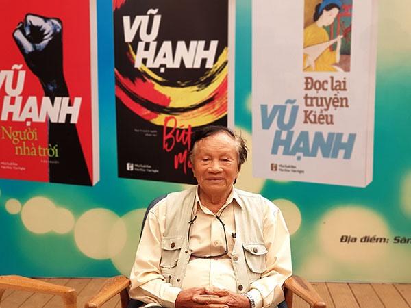 Nhà văn Vũ Hạnh