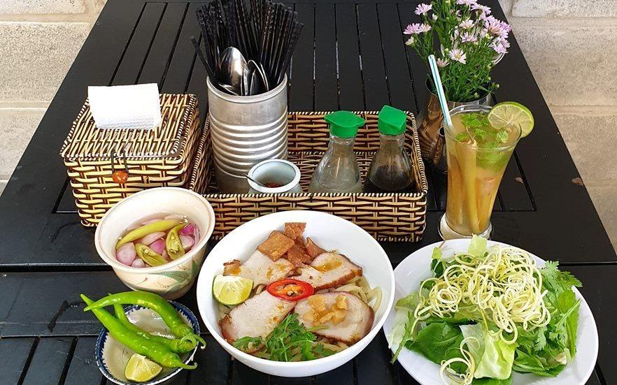 Cao lau, Quang Nam province