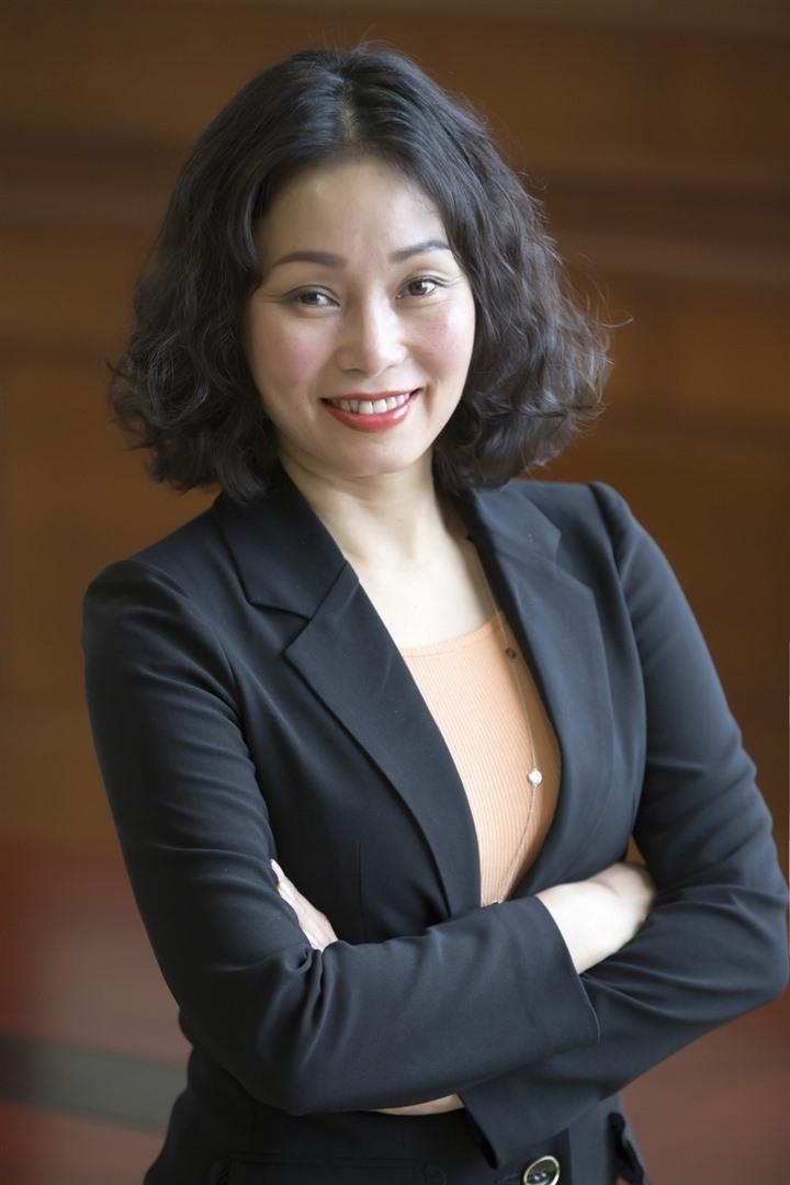Bà Lê Thị Thu Thủy, Phó Chủ tịch Tập đoàn Vingroup.