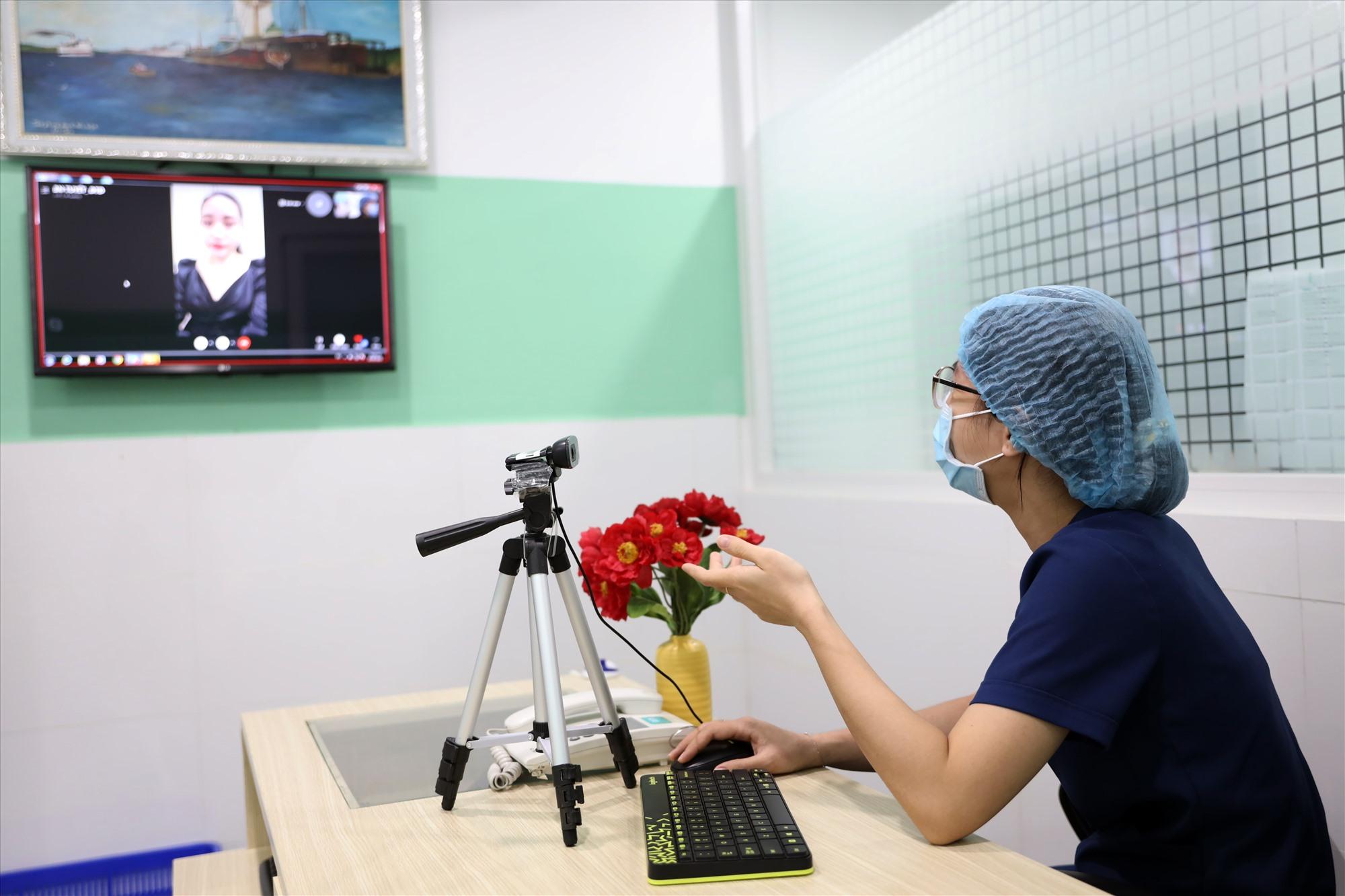 Chương trình tư vấn sức khỏe online của Bệnh viện Đa khoa Gia Đình mang ý nghĩa tích cực trong thời điẻm dịch Covid-19 phức tạp hiện nay.