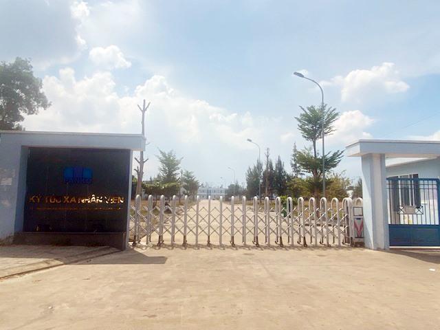 Khu nhà ở công nhân của Công ty TNHH MTV Panko Tam Thăng. Ảnh: H.P