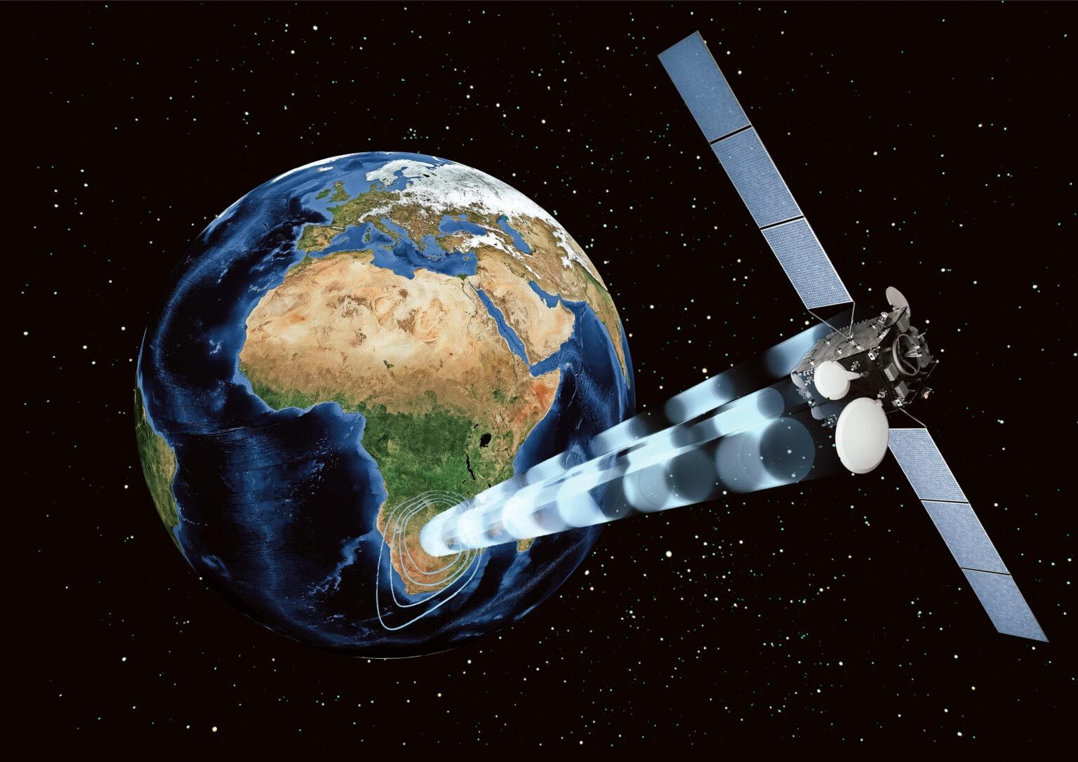 Các chính phủ châu Phi đang tìm cách thu hẹp khoảng cách về kết nối mạng do nhu cầu ngày càng tăng đối với Internet tốc độ cao và giá rẻ. Ảnh: Africa News