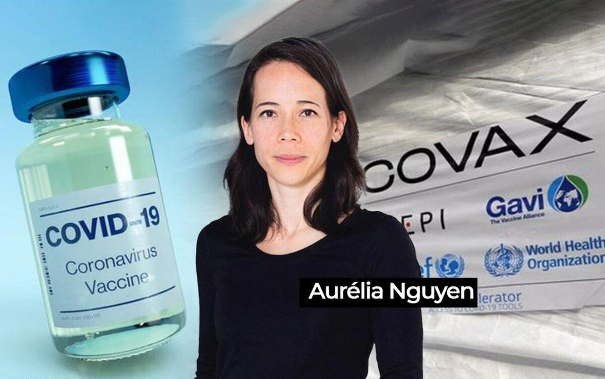 Giám đốc điều hành COVAX Aurélia Nguyen. Ảnh: internet