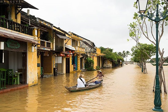 Natural disaster, effects of climate change