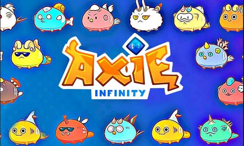 Được phát hành lần đầu tiên vào năm 2018, Axie Infinity là sản phẩm sáng tạo của Sky Mavis - một nhà phát triển game có trụ sở tại TP.HCM. Ảnh: Axie Infinity