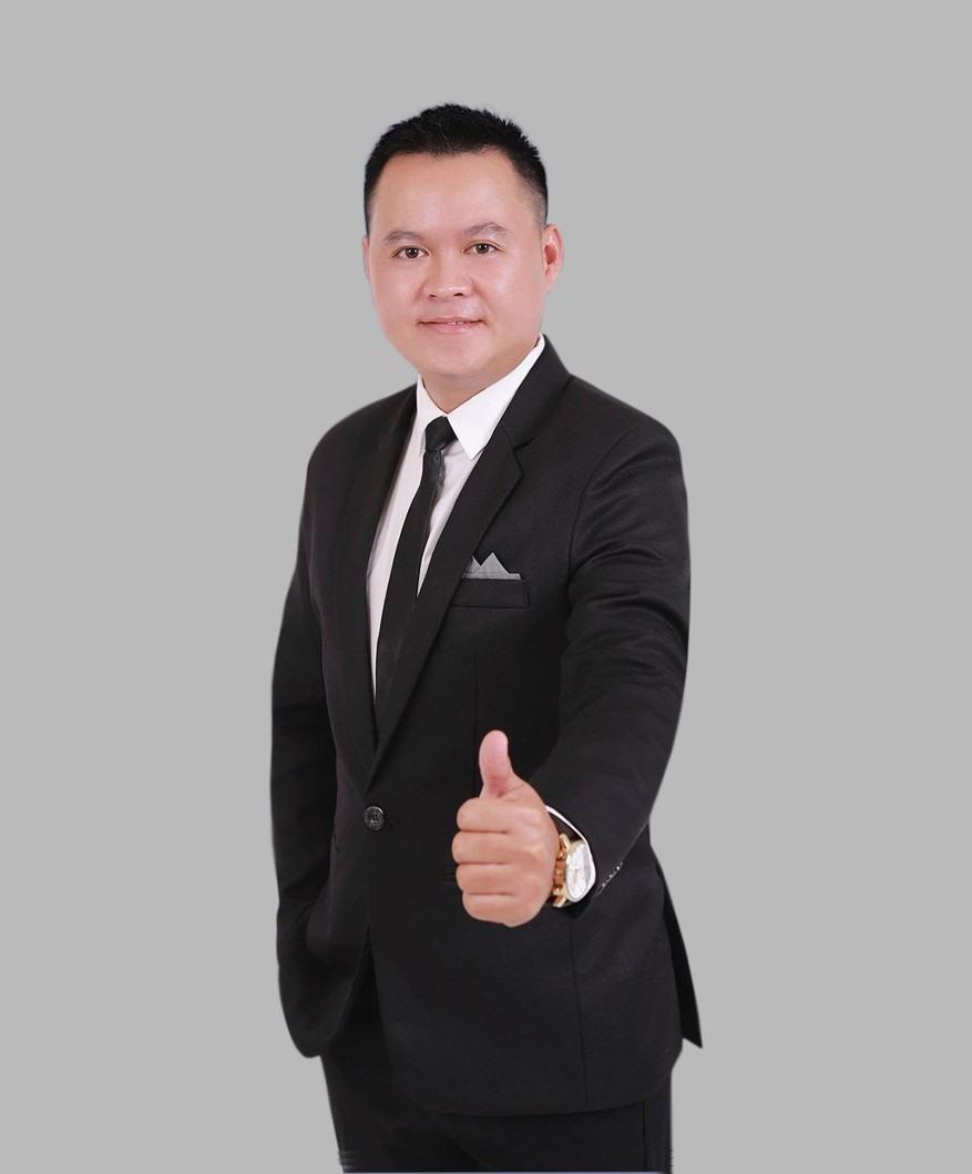 Ông Trần Duy Phúc - CEO VNREP.