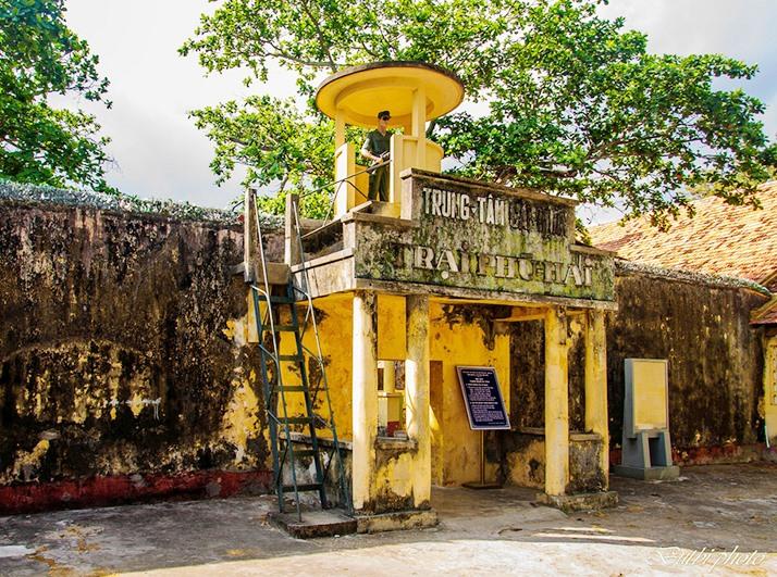Nhà tù Côn Đảo - nơi Nguyễn An Ninh trút hơi thở cuối cùng. Ảnh internet