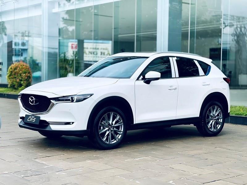 Mẫu Mazda CX-5 2021 mới nhất.