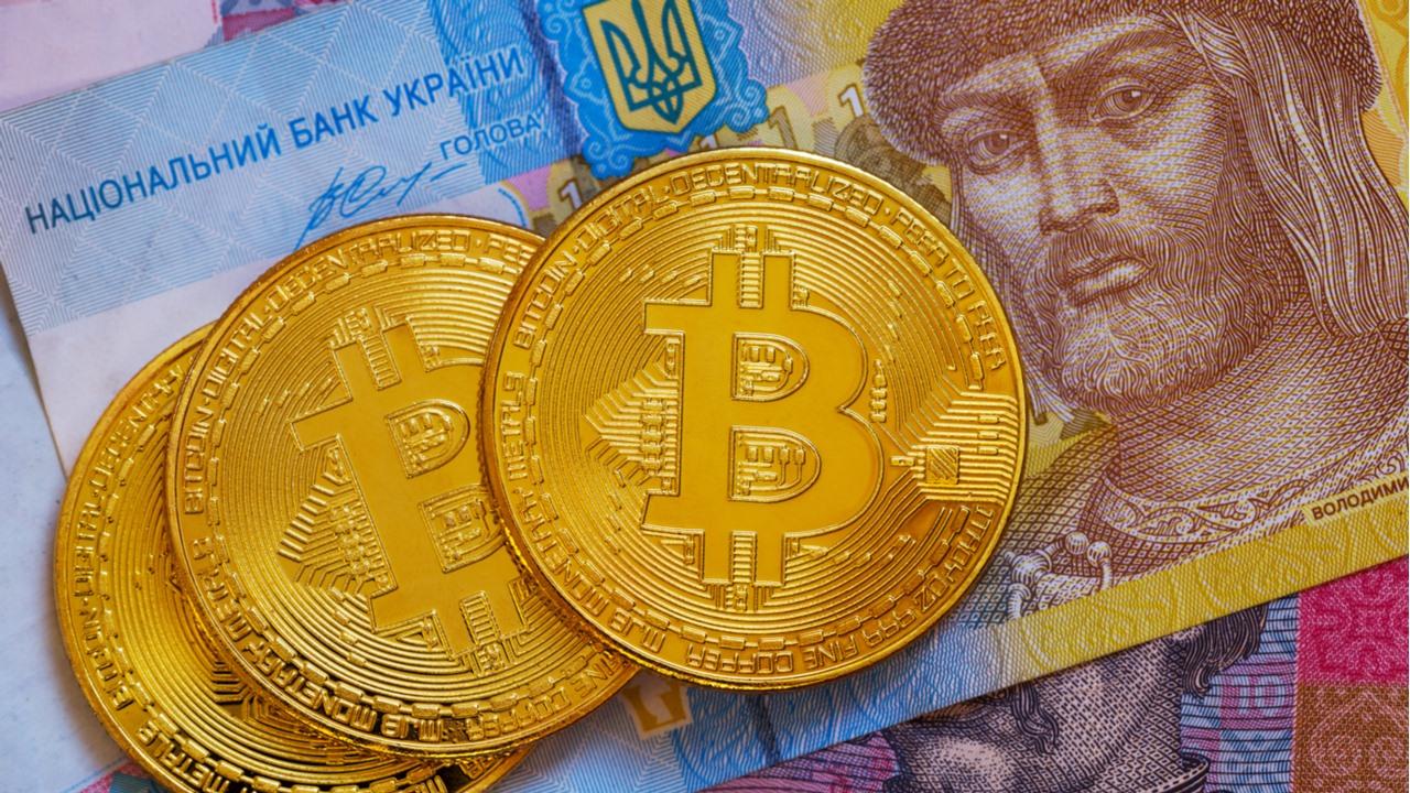 Ukraine tìm cách kiểm soát các loại tiền tệ phi tập trung bằng cách gắn với đồng nội tệ Hryvnia. Ảnh: Tech Story