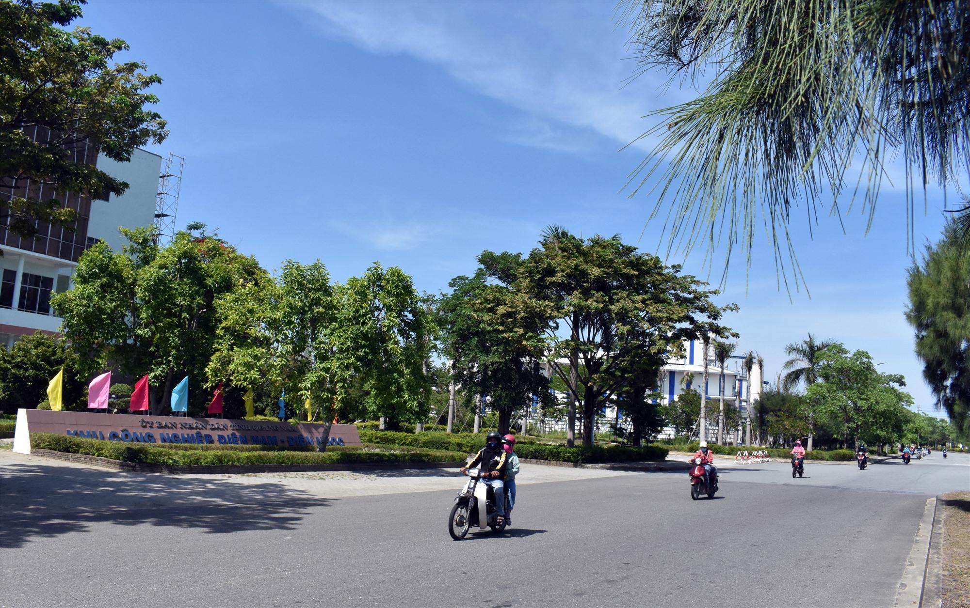 Toàn bộ lao động làm việc trong KCN Điện Nam - Điện Ngọc sẽ được xét nghiệm Sars-Cov-2