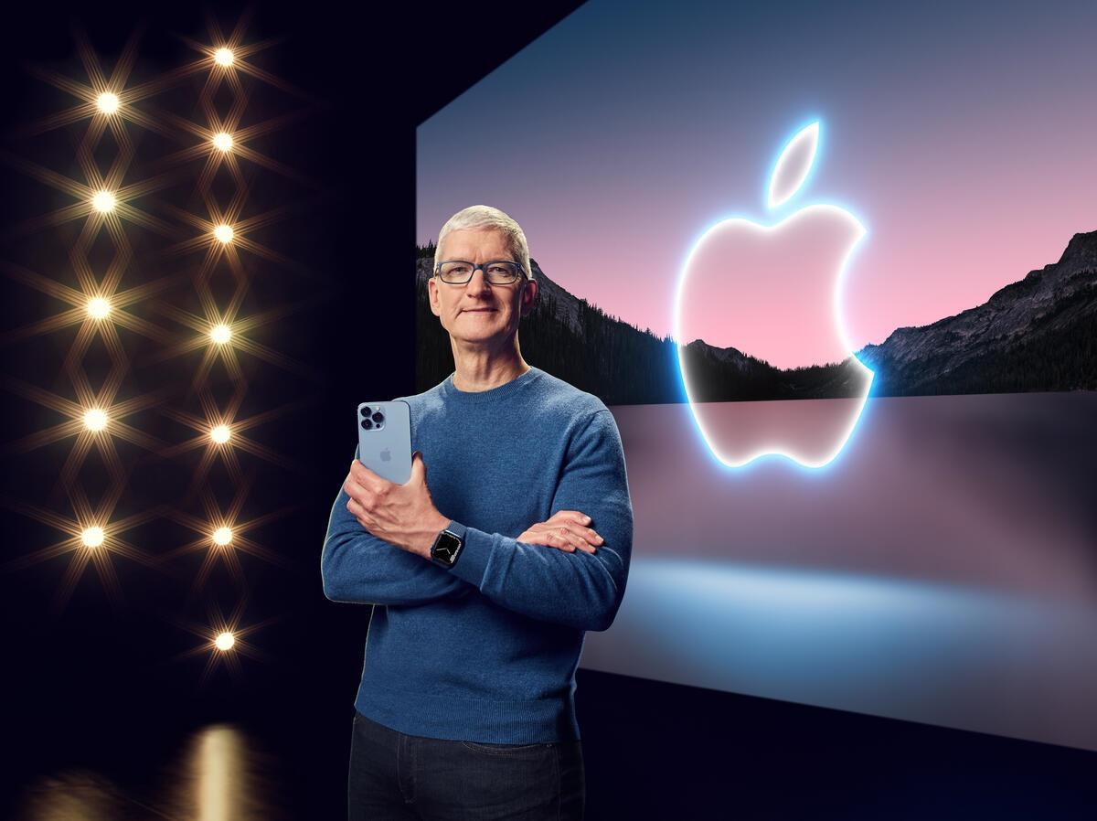 iPhone 13 chính hãng dự kiến về Việt Nam từ cuối tháng 10. Ảnh: Apple