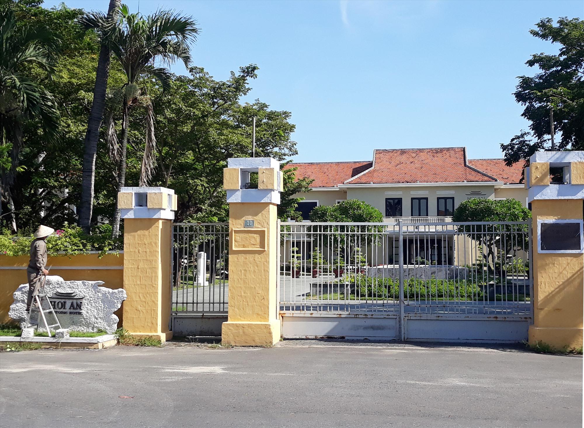 Công ty CP Du lịch dịch vụ Hội An cùng chung số phận thua lỗ đóng cửa của phần lớn doanh nghiệp Quảng Nam trước đại dịch cần được xem xét hỗ trợ. Ảnh: T.D