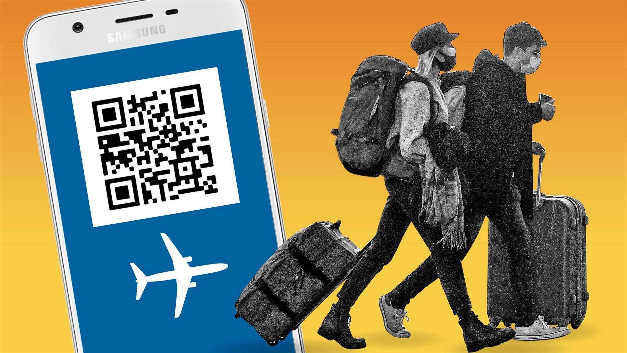 Thẻ xanh Covid-19 trở thành một yếu tố trong cuộc đua mở cửa biên giới, đón khách du lịch quốc tế của nhiều quốc gia. Ảnh: Gettyimage