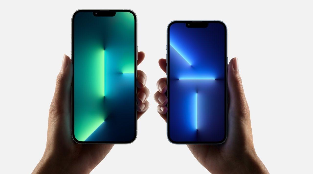 Hai mẫu iPhone 13 Pro và 13 Pro Max là những sản phẩm cao cấp nhất của Apple nói riêng cũng như smartphone trên thị trường nói chung. Ảnh: Apple Insider