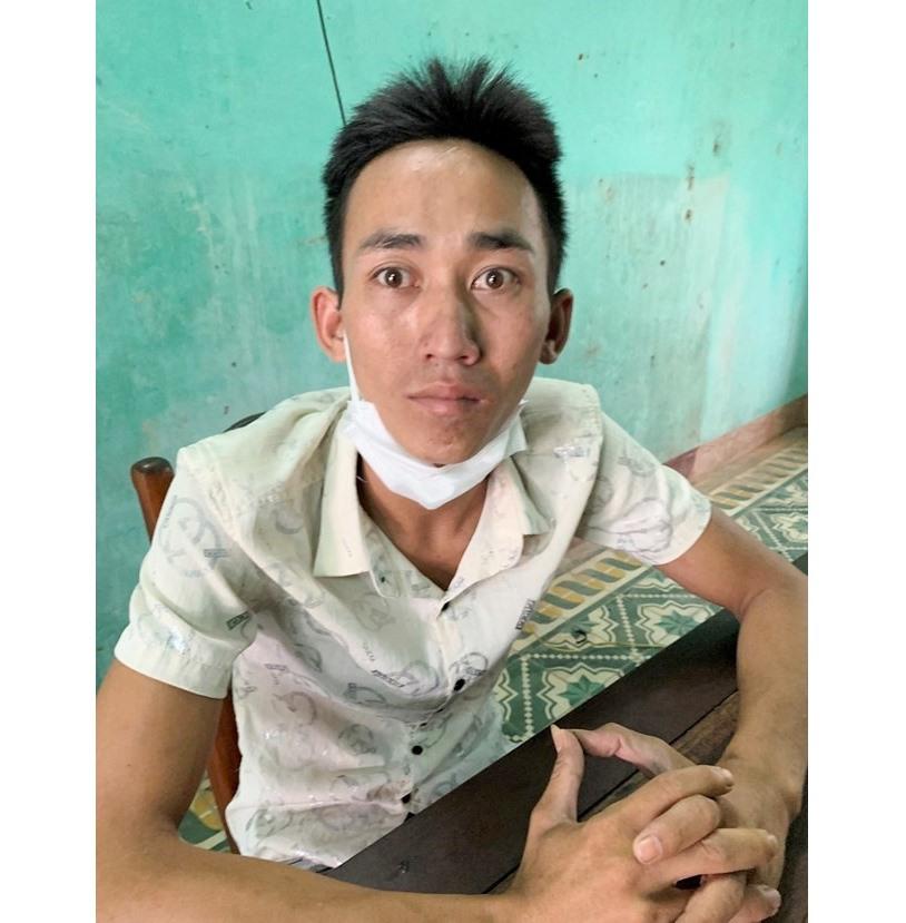 đối tượng Nguyễn Chiếm Pháp.