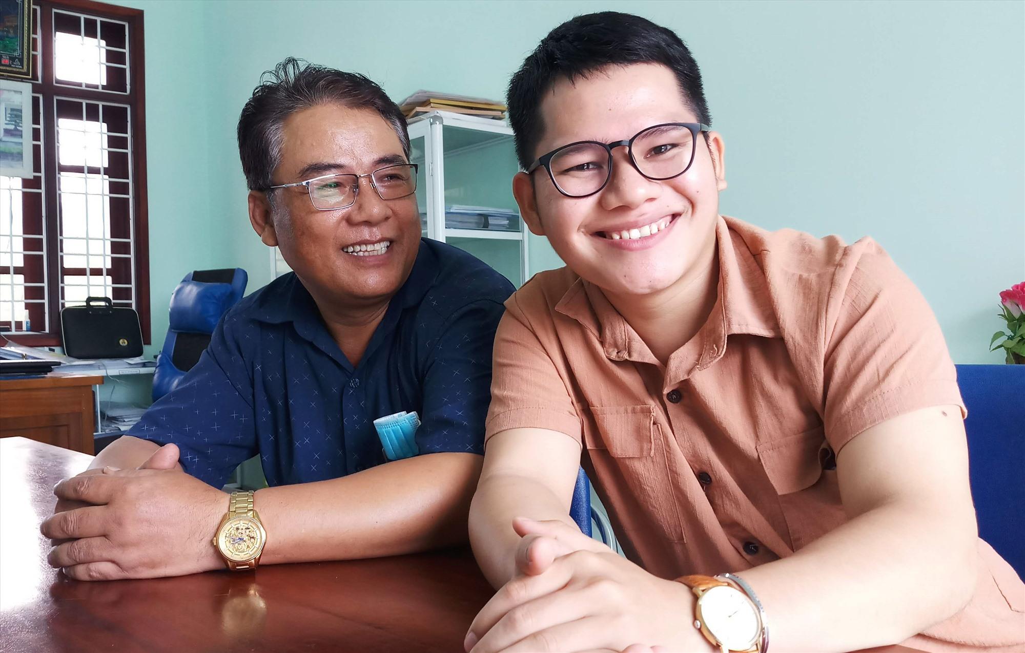 Cha con ông Nguyễn Thế Thọ và Nguyễn Thế Phước. Ảnh: ALĂNG NGƯỚC