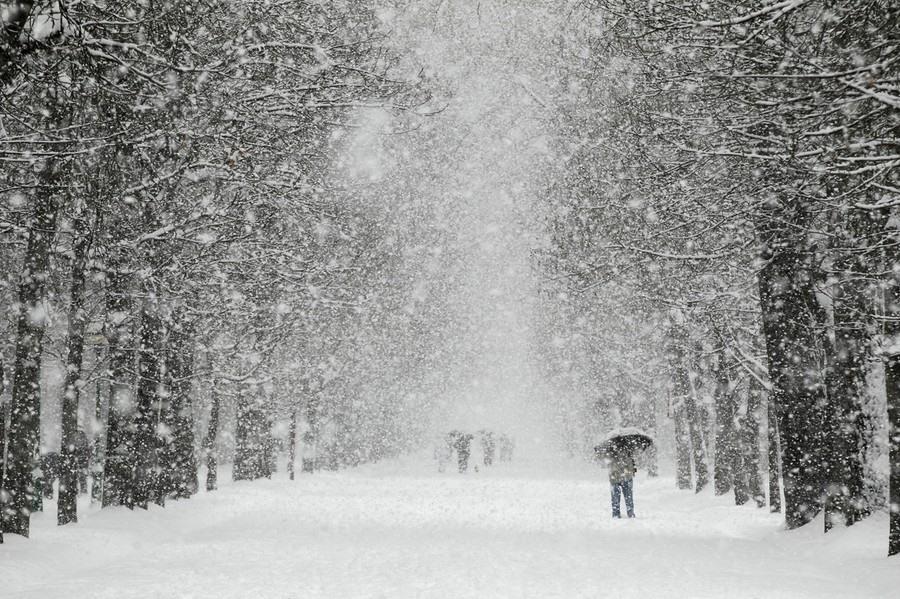 Mùa đông châu Âu thường khắt nghiệt với nhiệt độ xuống thấp, nhu cầu sử dụng năng lượng sưởi ấm rất cao. Ảnh: Gettyimage