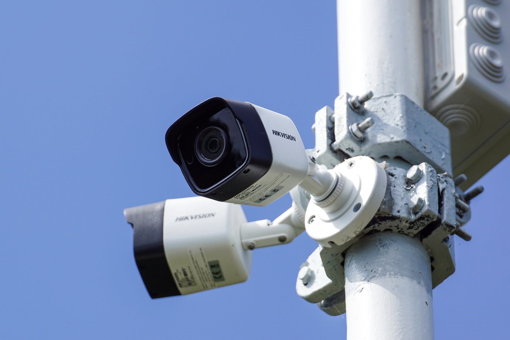 Hơn 70 mẫu camera của hãng Hikvision gặp lỗ hổng bảo mật nghiêm trọng. Ảnh: bigstock