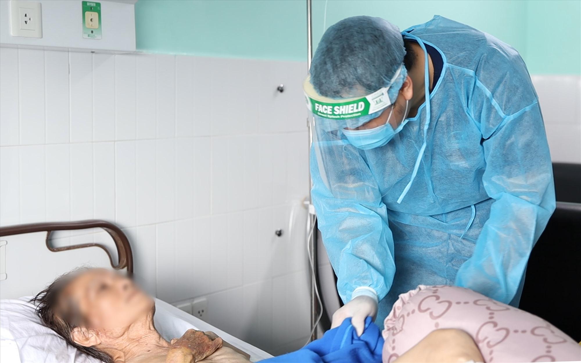 Bệnh nhân được thăm khám chẩn đoán kịp thời