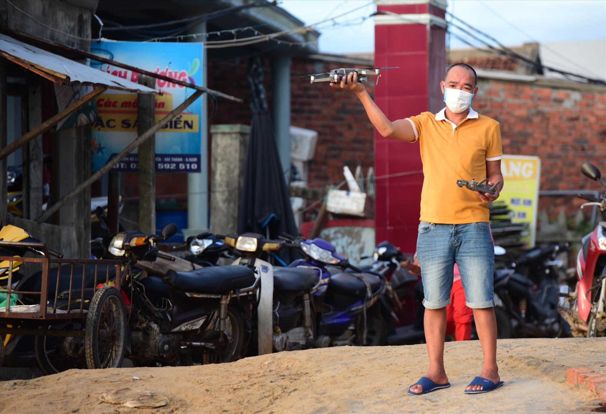 """Nhiều nghệ sĩ nhiếp ảnh của Quảng Nam cũng như cả nước rất thích thú khi """"chộp"""" những khoảnh khắc đẹp nơi đây..."""