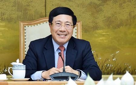 Phó Thủ tướng Phạm Bình Minh - Ảnh: VGP