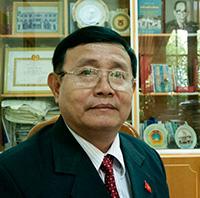 Bí thư Đảng ủy Khối - Bùi Phan Toản.