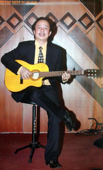 Mr La Trong Thanh.