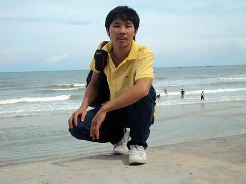 Mạc Văn Phụng - ông chủ trẻ tuổi của Vaithun.com