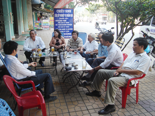 Gặp mặt đồng hương người Quảng ở Cần Thơ.Ảnh: K.ĐỨC