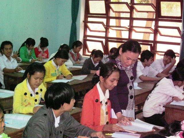 Việc học tập và làm theo tấm gương đạo đức Hồ Chí Minh đã mang lại những hiệu quả thiết thực trong quá trình đổi mới nông thôn ở Phú Ninh.