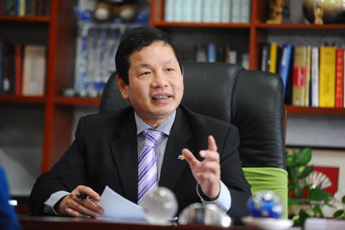 Tổng Giám đốc FPT Trương Gia Bình.