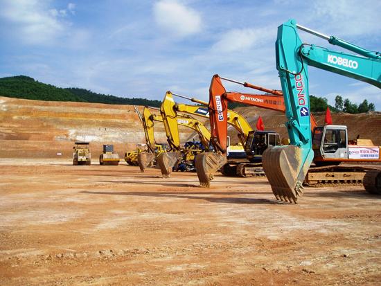 """Nếu giải phóng được mặt bằng sạch, KCN Thuận Yên sẽ là """"điểm đến"""" hấp dẫn của các nhà đầu tư trong tương lai. Ảnh: T.H"""