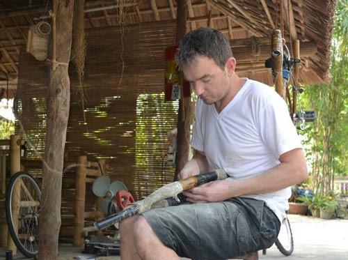 Mr Alex Lakassen, a close friend of Mr Tan