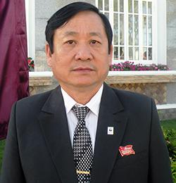 Giám đốc Sở NN&PTNT Huỳnh Tấn Đức.  Ảnh: VĂN SỰ