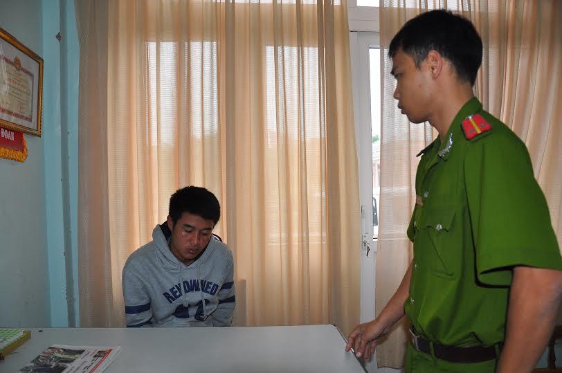 Nguyễn Đức Khánh là đối tượng bị truy nã .