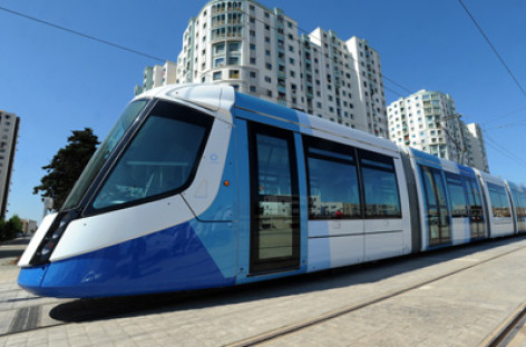 Illustrative image of an electronic train. Photo:quangnam.gov.vn