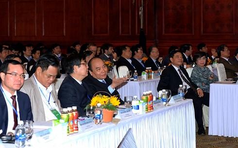 Thủ tướng Nguyễn Xuân Phúc dự Diễn đàn Nông nghiệp hữu cơ Việt Nam- Phát triển và hội nhập.
