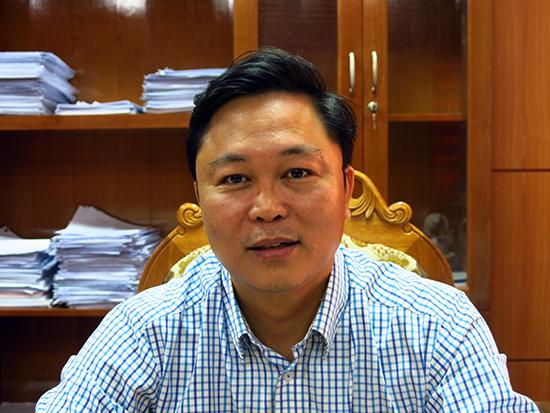 Phó Chủ tịch UBND tỉnh Lê Trí Thanh.