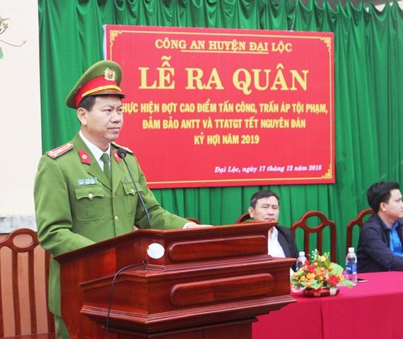 Công an huyện Đại Lộc