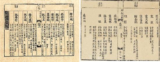 Quốc sử quán triều Nguyễn, Đại Nam thực lục, Nxb Giáo dục, năm 2004 và H62/3 Mộc bản triều Nguyễn – Trung tâm Lưu trữ quốc gia IV.