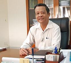 Ông Lê Muộn - Phó Giám đốc Sở NN&PTNT Quảng Nam.