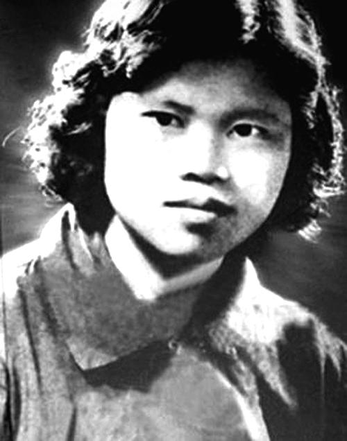 Nhà văn Dương Thị Xuân Quý.