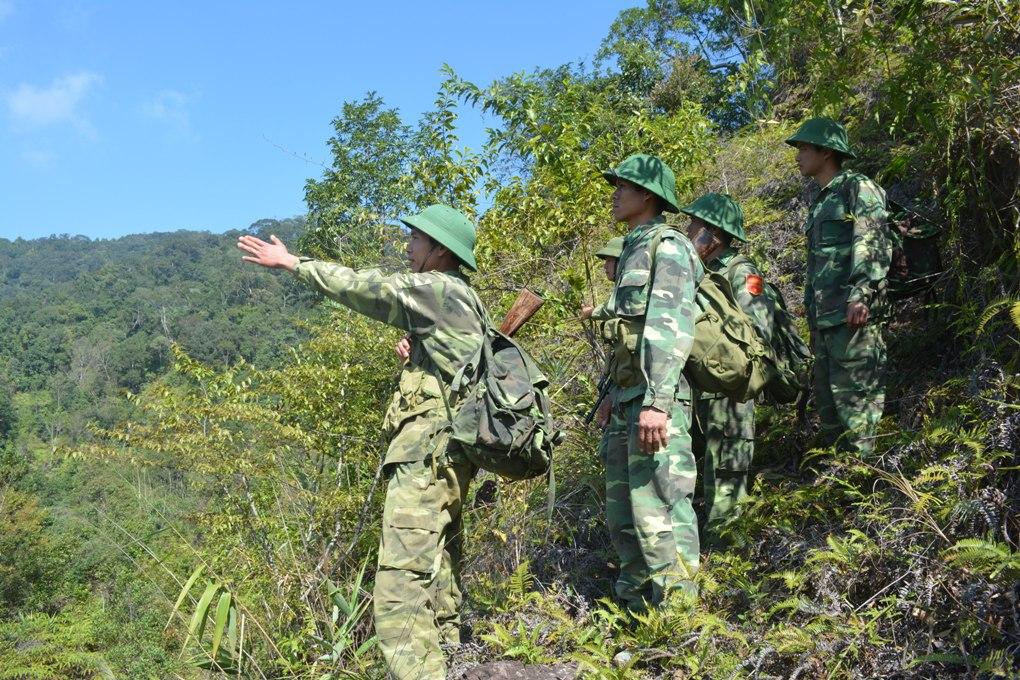 Khóa tập huấn nhằm đáp ứng yêu cầu nhiệm vụ quản lý, bảo vệ vững chắc chủ quyền biên giới