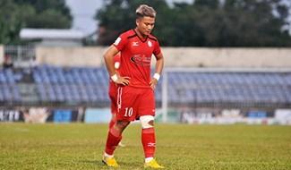 Sở hữu Trần Phi Sơn trong đội hình, TP.Hồ Chí Minh của tân HLV Chung Hae Seong sẽ là đội bóng khó lường ở mùa giải mới. Ảnh: T.V
